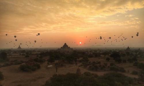 Zdjecie MYANMAR / Bagan / Old Bagan / Old Bagan