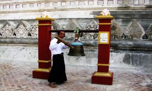 MYANMAR / okolice Mandalay / Amarapura / Pahtodawgyi Paya