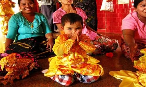 Zdjecie MYANMAR / Mandalay / Mandalay / Mahamuni Paya