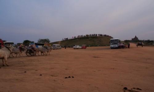 Zdjecie MYANMAR / Bagan / Bagan / dla zorganizowanych turystów;)