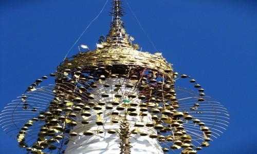 Zdjęcie MYANMAR / stan Shan / Kakku / pagody Kakku