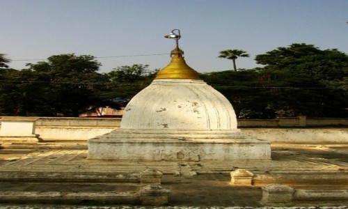 Zdjęcie MYANMAR / okolice Mandalay / Mingun / Pondaw Paya