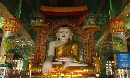 Zdjęcie MYANMAR / okolice Mandalay / Sagaing / Soon U Ponya Shin Paya