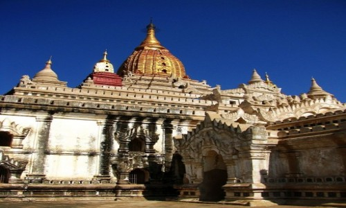 Zdjęcie MYANMAR / centralny Myanmar / Bagan / Ananda Patho