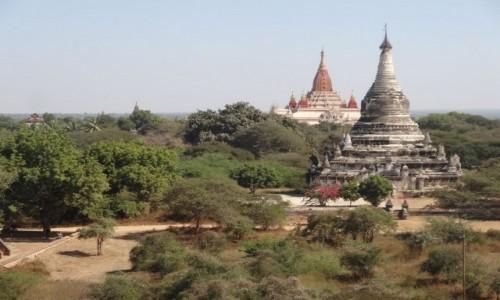 Zdjecie MYANMAR / Mandalay / Bagan / świątynie Bagan