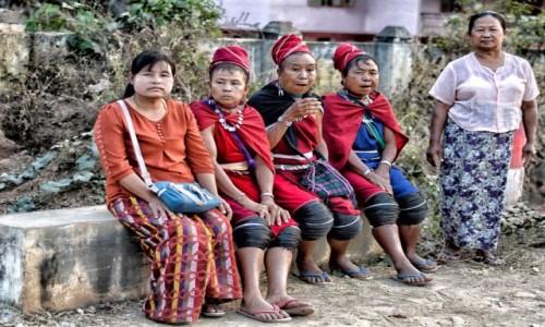 Zdjecie MYANMAR / Shan State / Kaba-Aye / Ka Yah do kupy ;)