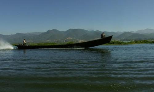 Zdjecie MYANMAR / Shan  / Inle Lake  / Inle Lake