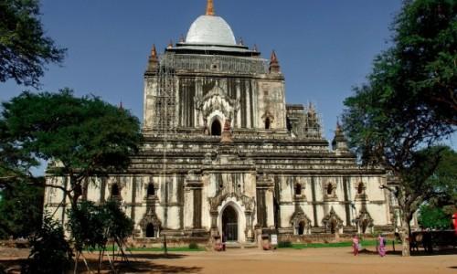Zdjecie MYANMAR / Mandalay / Bagan / Thatbyinnyu Phaya