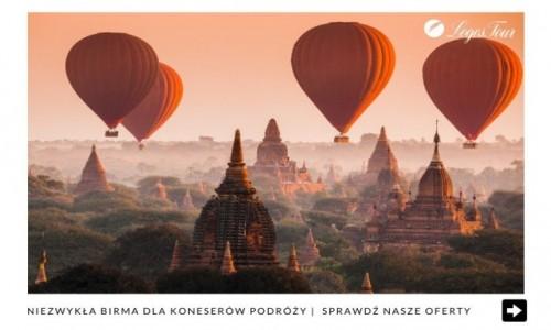 MYANMAR / --- / --- / Ekskluzywne wakacje - artykuł