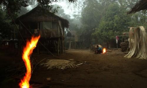 Zdjecie MYANMAR / Arakan / Ka Chaing Grin / Myanmar (Birma),