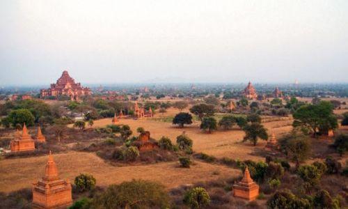Zdjecie MYANMAR / brak / BAGAN / Cuda