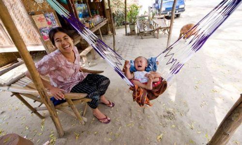 Zdjecie MYANMAR / brak / W drodze do YANGON / ***