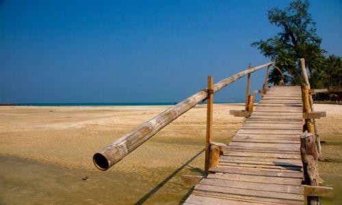 MYANMAR / brak / Nagapali Beach / * * *