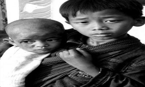 Zdjecie MYANMAR / myanamr / myanmar / ludzie
