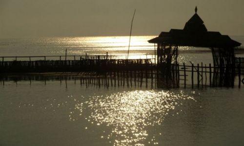 Zdjecie MYANMAR / myanmar / Inle Lake / zachód