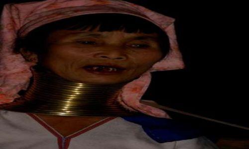 Zdjecie MYANMAR / Jezioro Inle / Nyaung Shwe / Mama-żyrafa