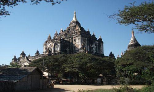 Zdjęcie MYANMAR / Pagan / Pagan / ... najwyższa ...