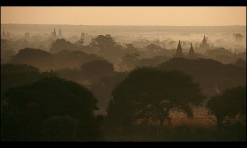 Zdjecie MYANMAR / Bagan / Bagan / Konkurs