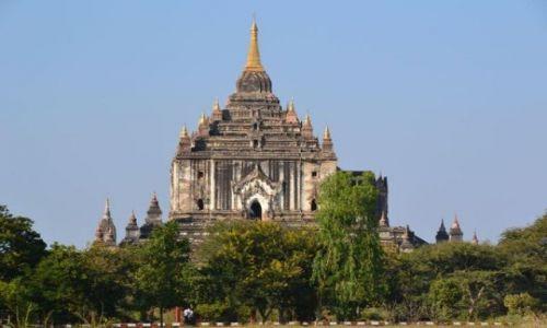 Zdjecie MYANMAR / - / Bagan / Świątynia Amada