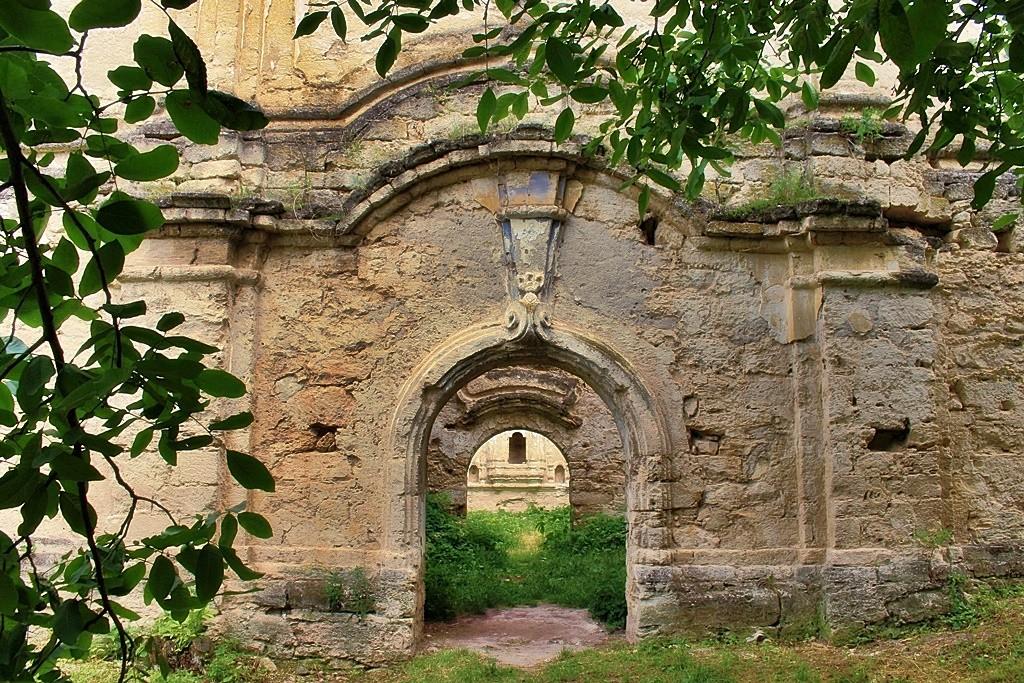 Zdjęcia: Raszków, rejon Kamionka, Ruiny, NADDNIESTRZE