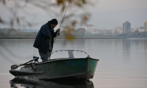 Zdjęcie NADDNIESTRZE / Naddniestrze / Dniestr / Na ryby