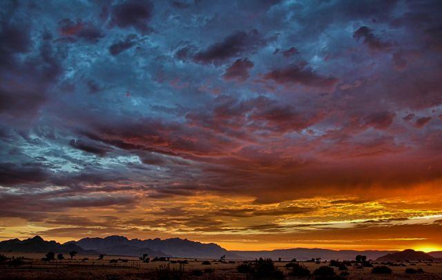Zdjęcia: Park Narodowy Sossuvlei , Pustynia Nanib, Nanib, NAMIBIA