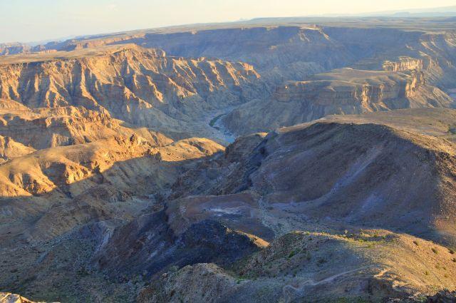 Zdjęcia: Fish River Canyon, Potęga natury, NAMIBIA