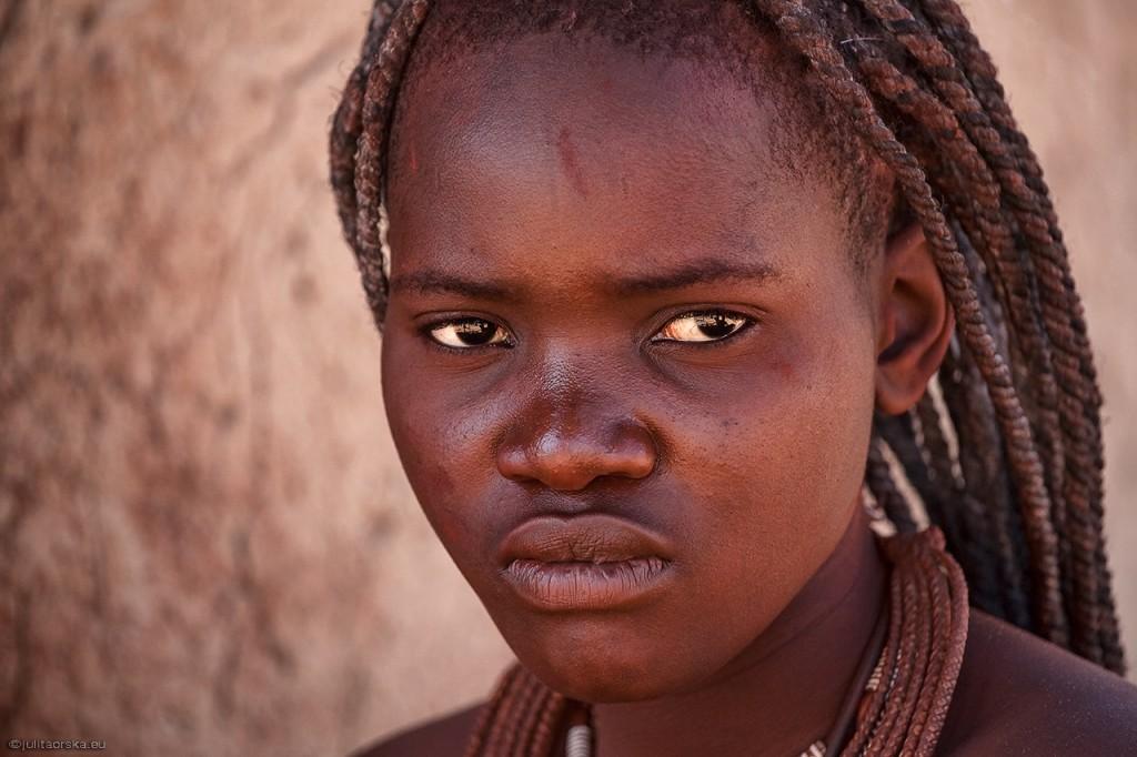 Zdjęcia: Himba Village, Kunene, Himba Village, NAMIBIA