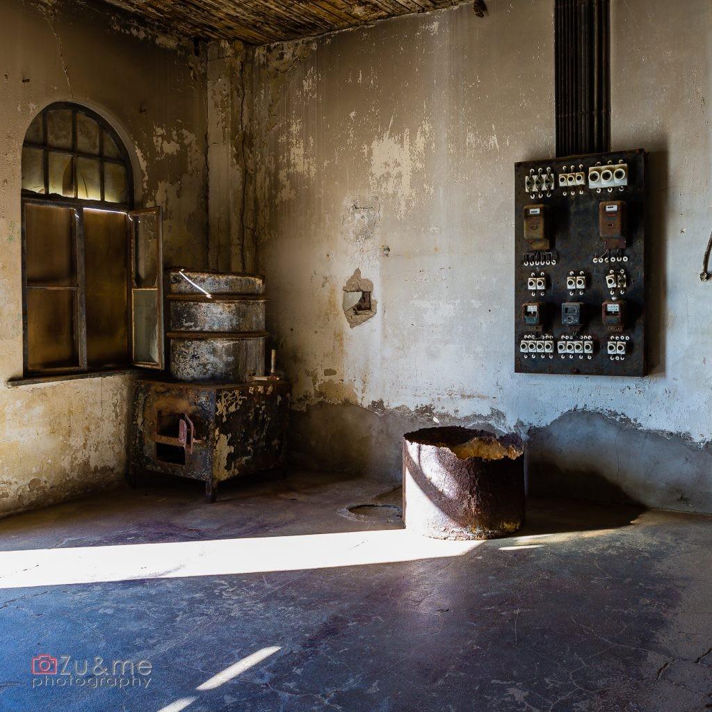 Zdjęcia: Kolmandskop (Luderitz), Miasto duchów - Kolmanskop, NAMIBIA