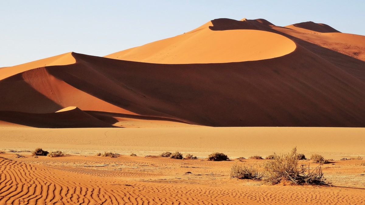Zdjęcia: Park Narodowy Namib Naukluft, Pustynia Namib, Blaski i cienie, NAMIBIA