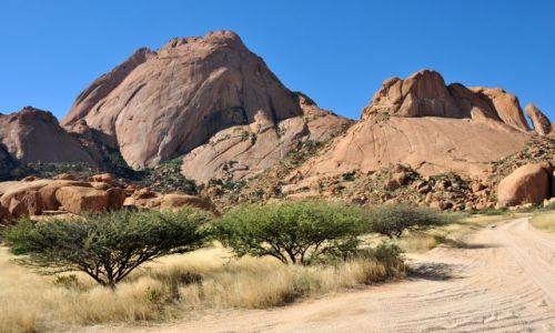 Zdjecie NAMIBIA / - / Spitzkoppe / Matterhorn Namibii