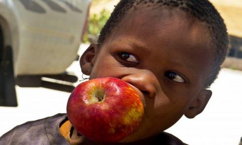 Zdjęcie NAMIBIA / Namibia / Namibia / Dzieciaczki-moja miłość :)