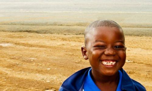 Zdjecie NAMIBIA / Namibia / Namibia / Dzieciaczki-moja miłość :)