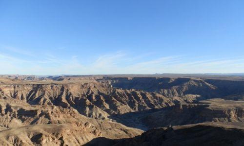 Zdjecie NAMIBIA / Południe / Rzeka Fish / Fish Canyon