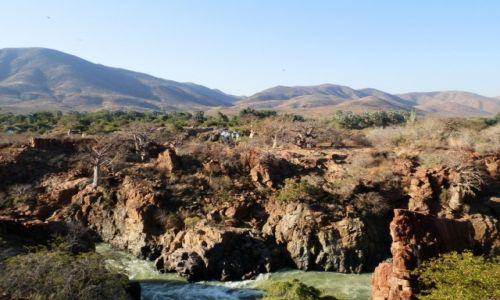 Zdjęcie NAMIBIA / Granica z Angolą / Epupa Falla / Piękny widok