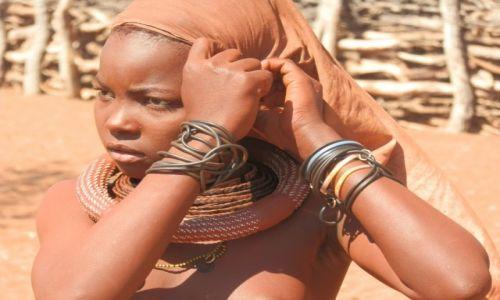 Zdjęcie NAMIBIA / Granica z Angolą / Okolice Epupa / Pod ciągłym urokiem..