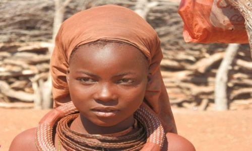 Zdjęcie NAMIBIA / Granica z Angolą / Okolice Epupa / Ciągle pod urokiem Himba