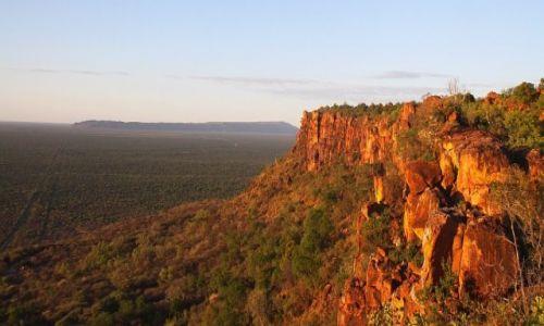 Zdjecie NAMIBIA / Waterberg / Waterberg Plateau / P�askowy� Water