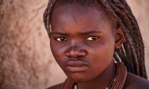 Zdjecie NAMIBIA / Kunene / Himba Village / Himba Village