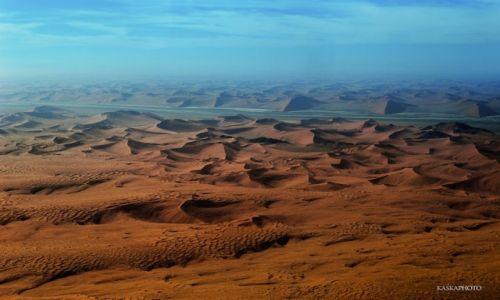 Zdjecie NAMIBIA / Afryka  / Sossusvlei / Morze wydm