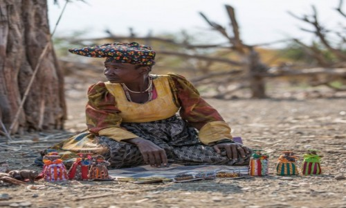 Zdjecie NAMIBIA / Kuene / Opuwo / Herero
