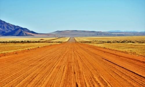 Zdjecie NAMIBIA / namib / do Aus / W drodze