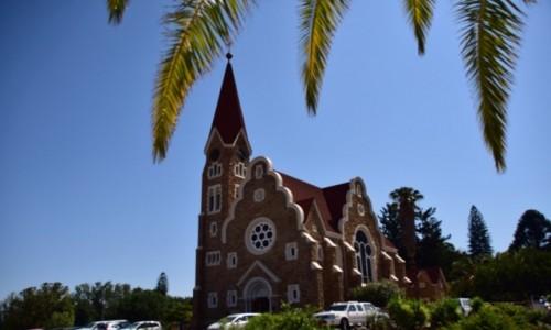 Zdjecie NAMIBIA / Stolica / Windhoek / Kościół