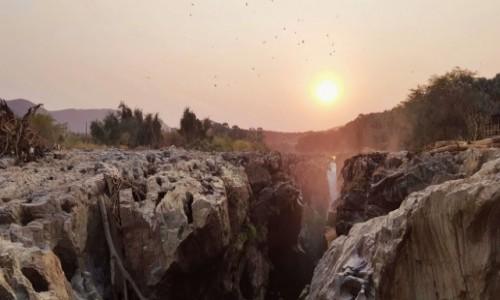 Zdjecie NAMIBIA / Północna Namibia / Wodospady Epupa / Wodospady Epupa
