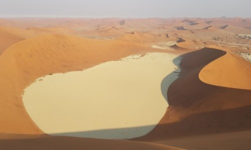 NAMIBIA / Zachodnia Namibia / Wydma Big Daddy / Dolina Śmierci / Dolina Śmierci