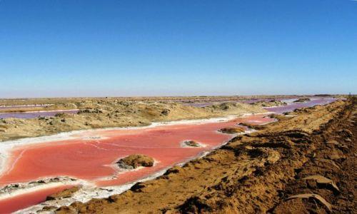 Zdjecie NAMIBIA / Walvis BAy / ... konkurs - co to jest? / barwy oceanu