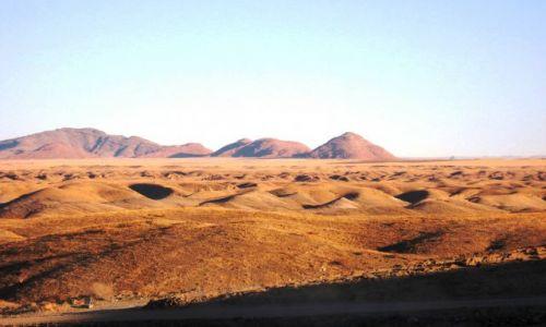 Zdjecie NAMIBIA / Namib Naukluft  / oklice Kanionu Kuiseb  / kraina tysiąca i jednego wąwozu