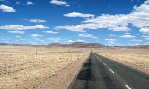 Zdjecie NAMIBIA / okolice Luderitz / na szlaku... / prowadź mnie drogo....