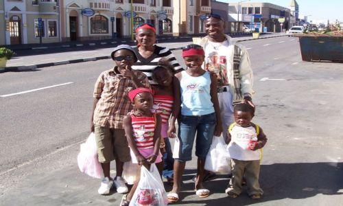 NAMIBIA / brak / Swakopmund / Rodzinka