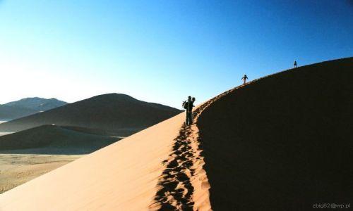 Zdjecie NAMIBIA / brak / Sossusvlei / Afryka